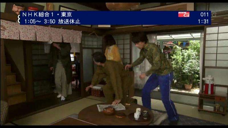 5/21 連続テレビ小説[Asadora] 半分、青い。(43)「助けたい!」