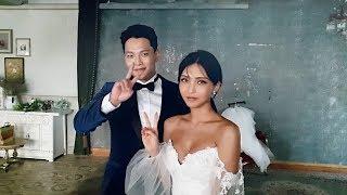 우리의 웨딩촬영은 이러하다. 궁금했지? 아직 사진은 안나왔어... Wedding photography / 젤라jell