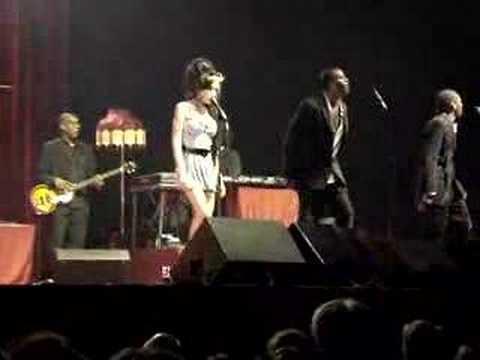 Amy Winehouses encore Amsterdam