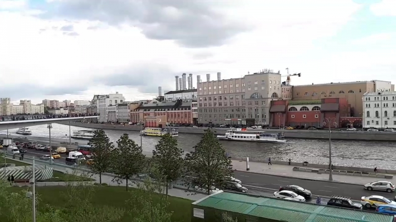 Красная площадь, Москва 2018