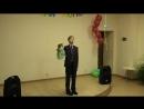 Конкурс Дети читают стихи. Буров Владислав, 9 лет