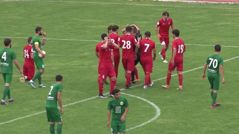 ПФЛ 2018 19 3 тур Спартак Вл Ангушт 0 0