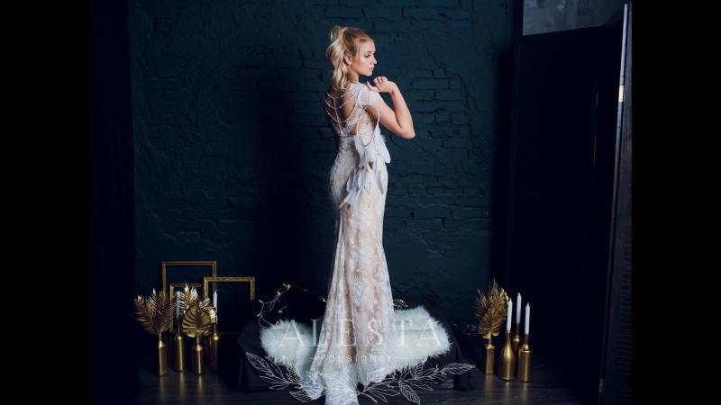 Индивидуальный пошив свадебных, вечерних и повседневных платьев ручной работы на заказ в Уфе