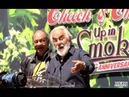 Cheech Marin Tommy Chong's Speech At 'UP IN SMOKE' 40th Anniversary, with George Lopez