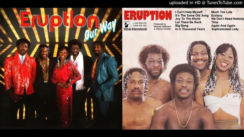 Eruption: Our Way (Full Album, Expanded Version) [1983]