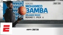 Magic take Mo Bamba with No. 6 overall pick in 2018 NBA draft [pick/analysis/interview] | ESPN