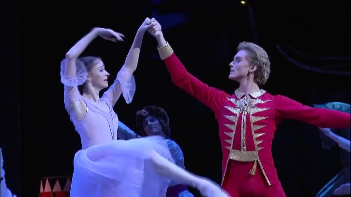 Балет Щелкунчик в Большом театре 2014,12,21
