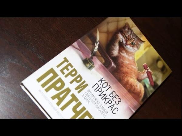 Кот без дураков Терри Пратчетт Юмористическая фантастика аудиокнига