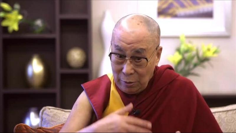 Далай лама Наставления для буддистов Тувы Во время Учений Его Святейшества Далай ламы для буддистов России в Дели духовный лид