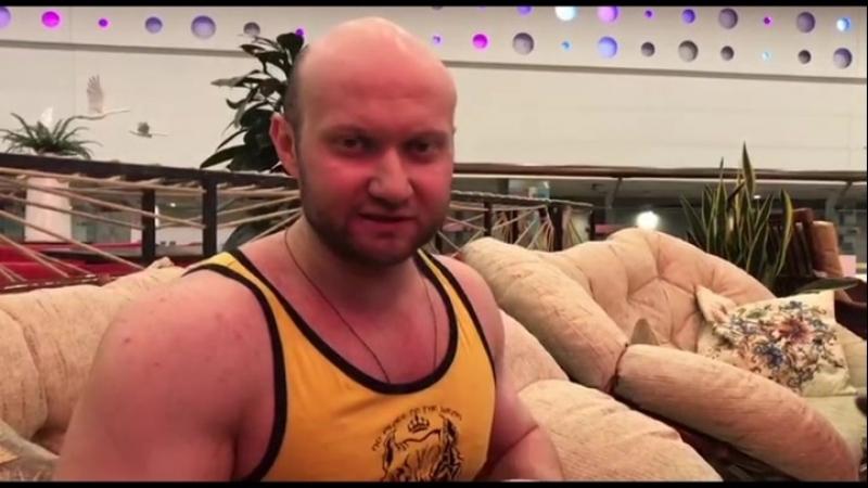 Юрий Спасокукоцкий о том как не ел 3 дня и не будет есть 4й день