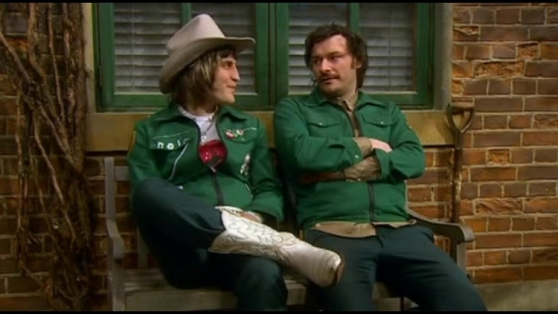 The mighty boosh - i've got a double
