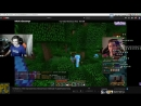 Реакции Братишкина Братишкин смотрит Топ Моменты с Twitch Братишкин Хесус и Валакас Играют в Майнкрафт