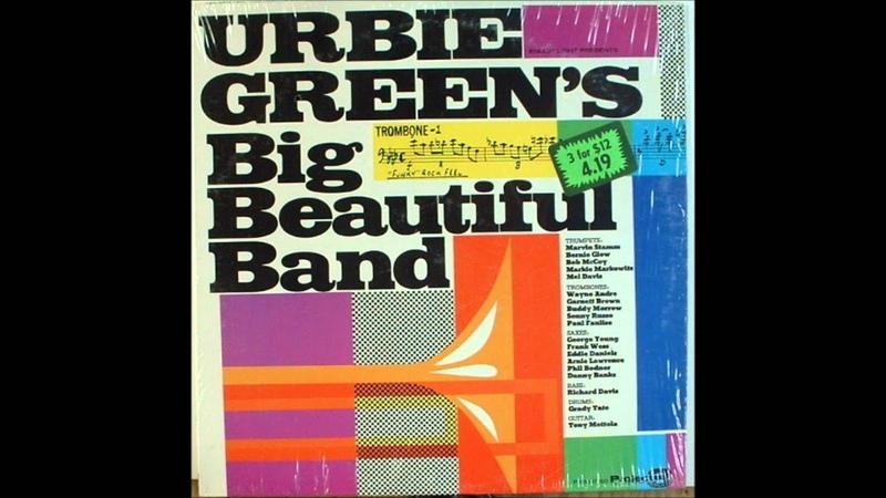 Urbie Green trombone St Louis Blues A Very Precious Love