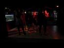 Танцы вожатых на отдыхе 2