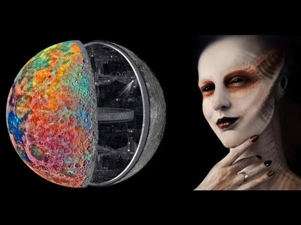 Луна была создана для восстановления человеческой расы! Луна искусственная База ПРИШЕЛЬЦЕВ