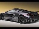 McLaren 600LT in Stealth Grey by MSO