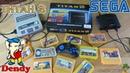 Dendy SEGA в одном ТИТАН 2 Игровая мультимедейная система TITAN 2 400 лучших игры на Денди и СЕГА