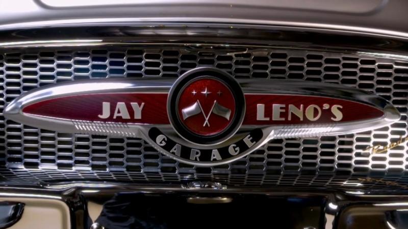 Гараж Джея Лено 3 сезон 2 серия Jay Lenos Garage
