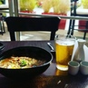 Stanislav Grinik on Instagram Time for ramen🍜 Who eat now enjoy the meal guys 🍝 bavaro yao goodfood ilikeit beercorona🍺 ラーメン 食べ物 domi