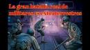 La gran batalla de militares vs extraterrestres