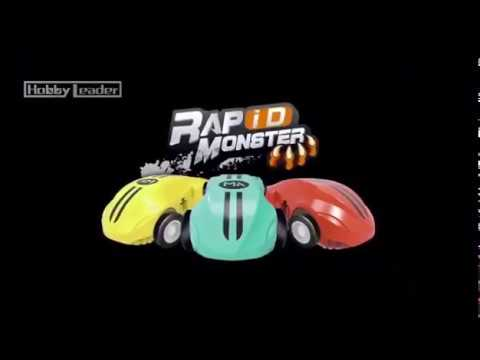 360 Spinning Car Toy Laser Chariot Factory China Rapid Monster Supplier