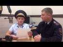 Клятва юного инспектора движения ЮИД Карелия