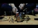 Slipknot - Eyeless (mini drum cover)