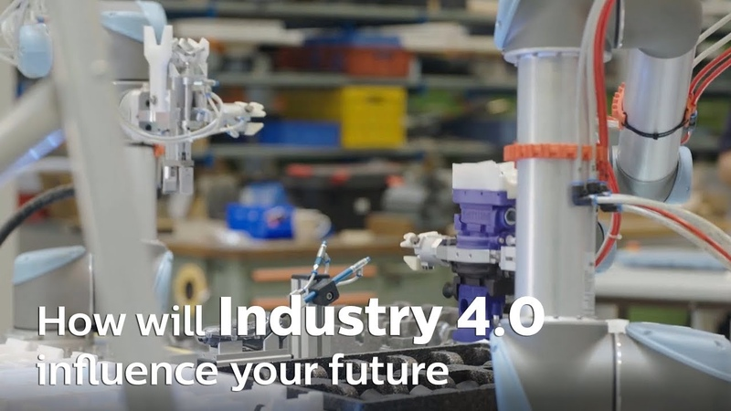 Industry 4.0 – How to Boost your Companys Agility, Flexibility Innovativeness