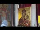 Царице моя преблагая,Престольный праздник храма в честь Св. Луки Крымского военного госпиталя, г. Рязань, 11-06-2018