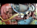 Печка на трактор т-25