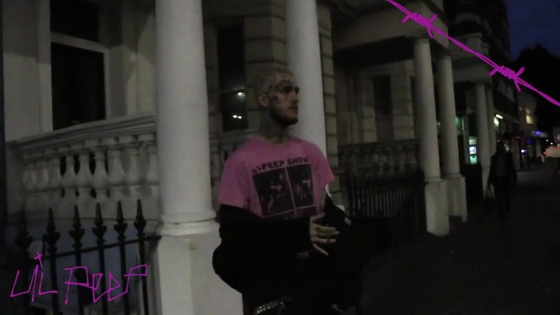 Lil Peep - 4 GOLD CHAINS ft. Clams Casino (Official Video) (online-video-cutter.com)(3)
