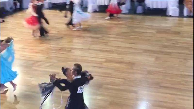 Стандарт. Квикстеп. Youth under 21. Semifinal