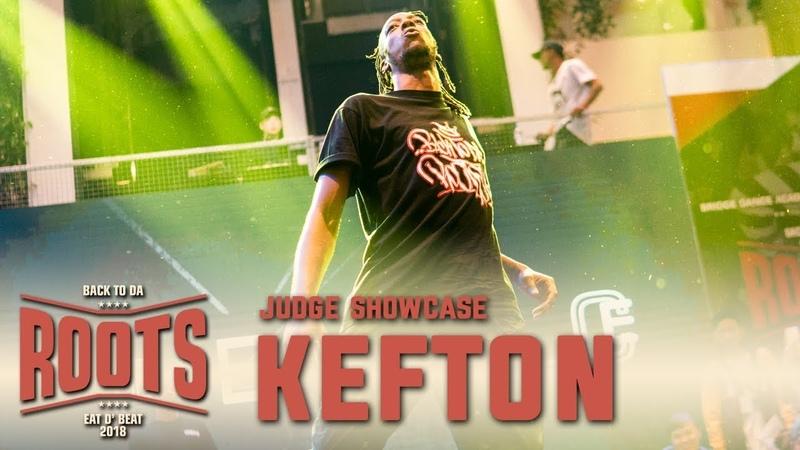 Kefton (FRA) | Judge Showcase | Eat D Beat 2018 Bandung, Indonesia | RPProds