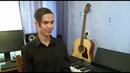 Азат Гимадеев в передаче Яшьләр тукталышы на телеканале ТНВ