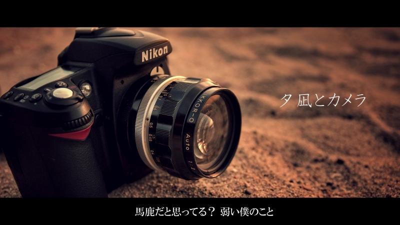 夕凪とカメラ / 初音ミク