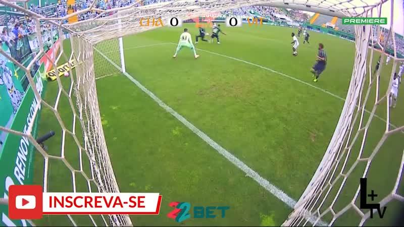 Chapecoense 0 x 1 Vitória - Gol Melhores Momentos COMPLETO - Brasileirão Série