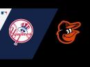 AL 24 08 2018 NY Yankees @ BAL Orioles 1 4