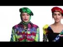 Video di Gigi Kaia Gerber Bella Hadid Grace Elizabeth Vittoria Ceretti e altri per Versace FW18 TheClansOfVersace