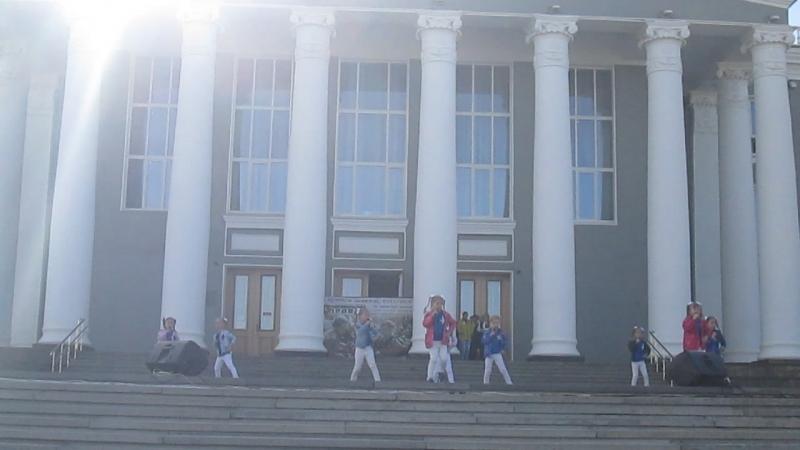 солнечный круг , ансамбль Серпантин, 2018