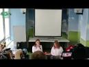 «Мисс Украина» дала пресс-конференцию в Киеве