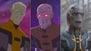 Эволюция Эбони Мо в мультфильмах и кино