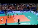 18.09.2018. 20:25 - Волейбол. Чемпионат мира. Мужчины. 5 тур. Группа D . Болгария - Польша