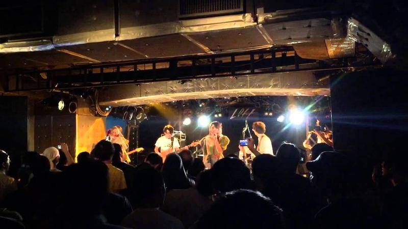 2015.04.06 「note」 おやすみホログラム at 新宿LOFT