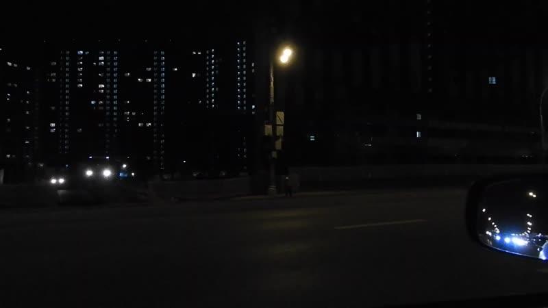 ЖК Эталон Сити башни Токио уже асфальтируют выезд на ул Поляны