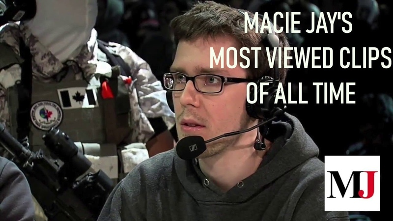 MACIE JAYS MOST VIEWED CLIPS OF ALL TIME