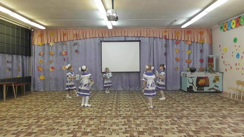 детский сад 207 танец Россиюшка моя музыкальный руководитель Скорплюк Виктория Михайловна