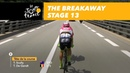 The breakaway Stage 13 Tour de France 2018