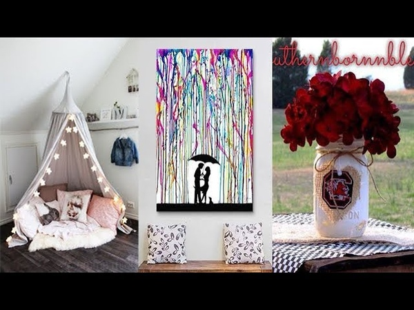 DIY Room Decor 21 DIY Room Decorating Ideas for Teenagers DIY Wall Decor Pillows etc