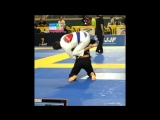 Проворный Эдуардо Хоки. Orlando International Open IBJJF Jiu-Jitsu Championship.