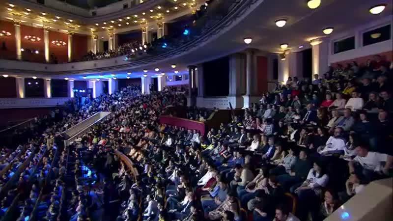 КВН Театр Уральского зрителя - 2018 Высшая лига Первая 1_8 Музыкалка